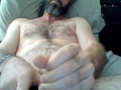 Australian Str8 vidz Daddy with  super Dreadlocks cums on cam #47