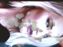 Jennifer Lawrence vidz Cum Tribute  super 01 - J-Law Jizzed Hard