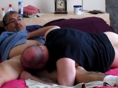 Horny Papi's vidz Lunchtime Suck.