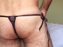 Thongs and vidz panties