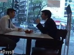 Twink co-workers vidz get laid  super after coffee