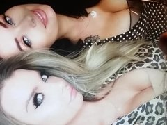 Emily Sears vidz and Laura  super Lux cum tribute