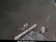 LatinLeche - vidz Straight latin  super work sucks camera man's cock for cash