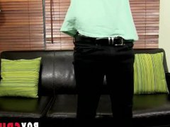 Silas Gray vidz talks about  super his sexual like and gets busy