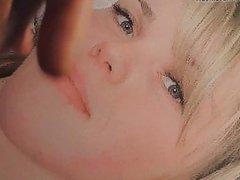 Cum Tribute vidz Of Sarah  super (My gf) from nagaroy