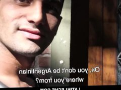 LatinLeche - vidz Shy Latin  super straight guy barebacked on camera for money