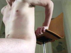 A horny vidz workout -  super french dirty talk
