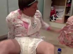 Hugo Taylor vidz confesses to  super being a sissy baby