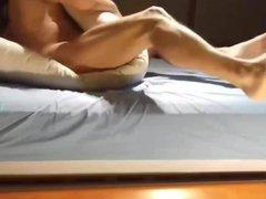 Daddy pillow vidz humping longer  super and cum