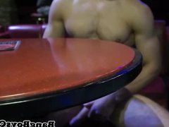 Masked euro vidz stripper assfucked  super doggystyle
