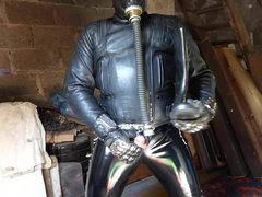 Rubber, Leather vidz and some  super toys in the attic