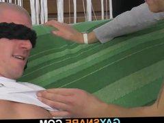 Bald hunk vidz gets snared  super and doggy-banged