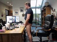 dad exposed, vidz masturbating at  super work