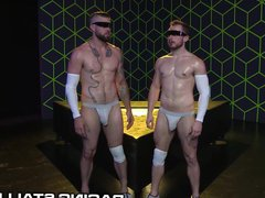 2 Big vidz Dick Boys  super Cumshot & 1 Hairy Uncut VR Nerd Masturbating