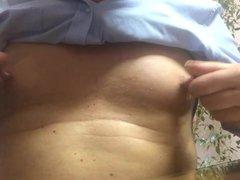 Big nipples vidz torture