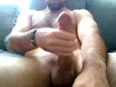 Gorgeous Str8 vidz Guy with  super Huge Dick & Balls cums #127