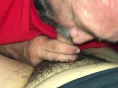 Daddy saugt vidz geil