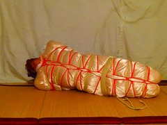 Ultra tight vidz hogtie