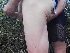 Finger in vidz bum plus  super teeth on nipple equals cum