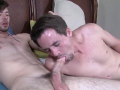 Young Stud vidz Gets His  super Hole Drilled By Twink
