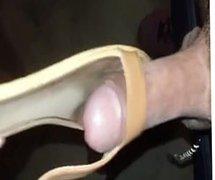 Fucking dirty vidz flat sandals