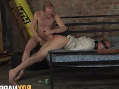 Corey Conor vidz is bound  super and fucked and cummed on by Sean Taylor