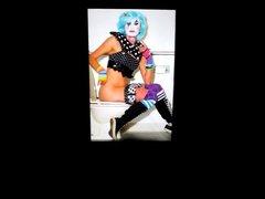 Ashleigh Nicholetta vidz on a  super toilet cum tribute