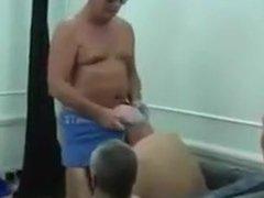 Gay old vidz men striptease
