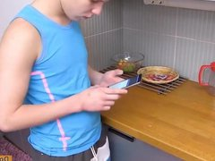 A Dick vidz Pic From  super a Friend Has This Teen Boy Wanking