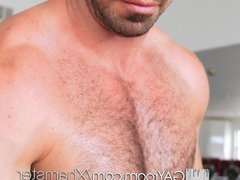 GayRoom Tight vidz hairy ass  super massaged and penetrated
