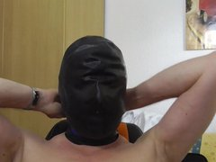 latex rubber vidz mask