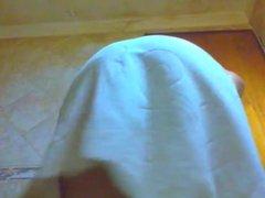 Big ass vidz and a  super towel