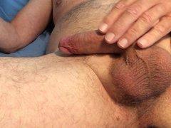 Closeup horny vidz masturbation of  super my hard cock 4