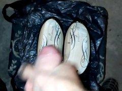 Cum on vidz ballerina shoe