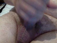 Small cock vidz wanking