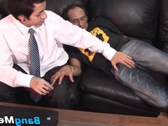 Hairy mature vidz guy hammers  super a nerdy twink doggy style