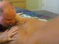 Dom Latino vidz Papi's Back  super To Give Me A Fulsome Facial.