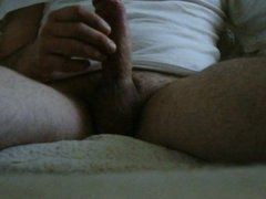 Morning jerk vidz and big  super cum