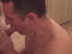 Piss drink vidz and Blowjob