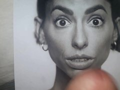 Facial Cum vidz Tribute to  super Jade Catta-Preta