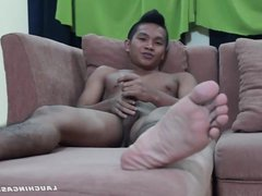 Asian Boy vidz Niko Jacking  super Off