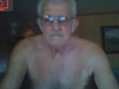 grandpa jerking vidz off pomp