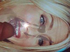Jennifer Aniston vidz Cum Tribute  super digital version