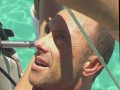 Karl & vidz Josh Snorkel  super on the Barrier Reef