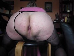 A punching vidz fistfuck in  super fat asspussy from the Mistress