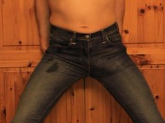tight jeans vidz going commando