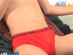 Young sweet vidz twinkie enjoys  super getting his mouth and ass stuffed
