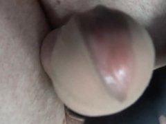 Vibrator wank vidz slow motion  super wearing nylon sock
