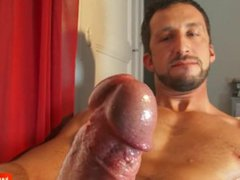 Nice atheltic vidz neighbour serviced  super in a gay porn in spite of him.