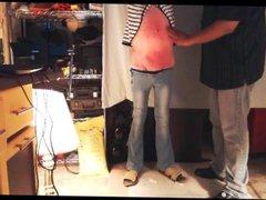 A clip vidz from a  super recent bellybutton torture party